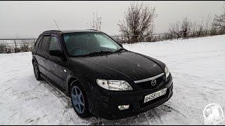 Шустрый Японец за 200т.р. Mazda Familia