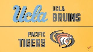 Game Highlights: UCLA Bruins vs. Pacific Tigers (NCAA National Collegiate Semifinals)