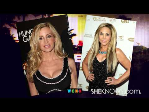Are Camille Grammer and Adrienne Maloof Coming Back on Real Housewives? - The Buzz