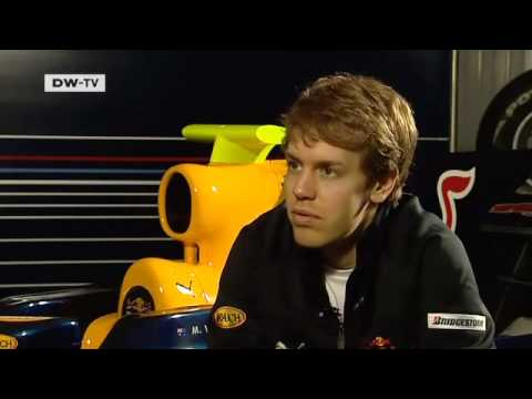 Journal Interview mit Sebastian Vettel,Formel 1-Pilot