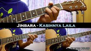 Jinbara - Kasihnya Laila (Instrumental/Full Acoustic/Guitar Cover)
