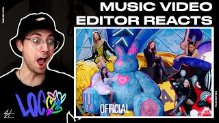 """Download lagu Video Editor Reacts to ITZY """"LOCO"""" M/V *BEST MATCH CUT EVER?*"""