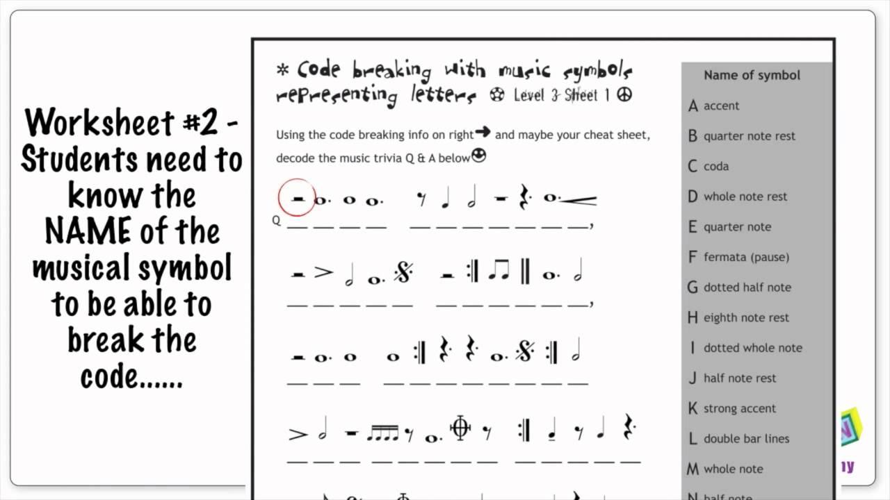 Crack the code worksheets math 4336330 - virtualdir.info