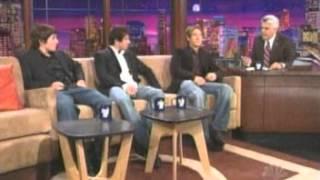 Hayden Brothers On Jay Leno Tonight Show 2005