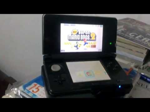 Nintendo 3DS [Black Piano]