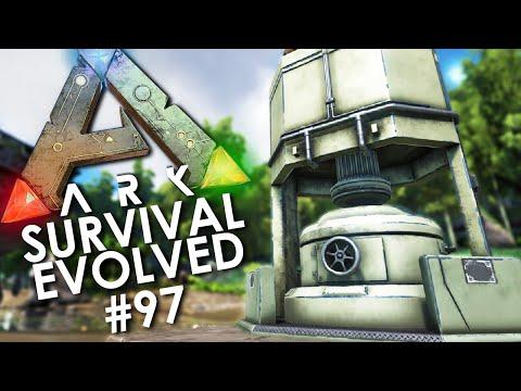 ARK: Survival Evolved - Episode 97 | UNLIMITED METAL!!!