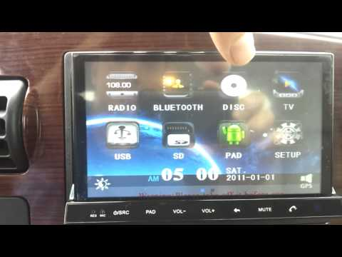Review: ERISIN ES7835A ~ Android 4.0 Double Din Detachable Tablet Stereo Head Unit