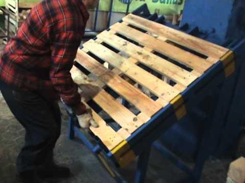 Изготовления поддонов своими руками
