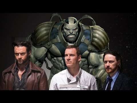 X-MEN: APOCALYPSE Coming In 2016