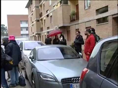 OMICIDIO POLIZZI: FUNERALI DI ALESSANDRO