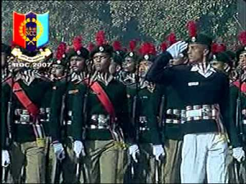 Rajpath 2007   NCC