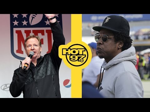 Is Jay-Z Selling Out After Signing NFL Partnership Deal?