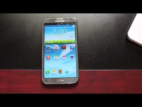 Verizon Galaxy Note 2 VRAMC3 4.1.2 ROOT and