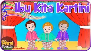 Download Lagu Ibu Kita Kartini | Diva bernyanyi | Diva The Series Official Gratis STAFABAND