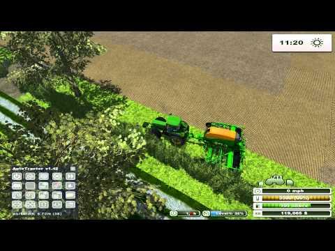 farming simulator 2013 going back to where it started on oak farm pt6