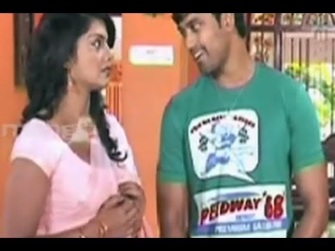 Swathi Varma Introducing Her Husband - Nirmala Aunty Movie Scenes video