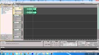 Radio Imaging Production Tutorial - Voice Effects for Imaging (Reverse Reverb and Stereo Split)