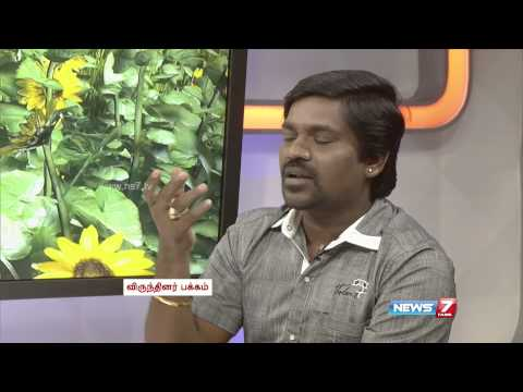 Playback Singer Velmurugan on folk music 2/2