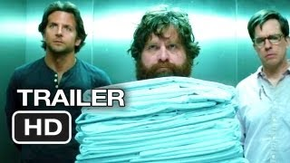 The Hangover Part III Official Trailer #1 (2013) – Bradley Cooper Hangover 3 Movie HD