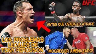 Tony Ferguson FUERA DE PROBLEMAS LEGALES, Conor McGregor recibe AMENAZA de Paulie | UFC en ESPAÑOL