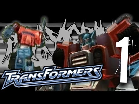 Transformers (PS2)   Part 1   PLAYGRIND