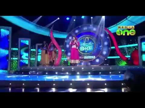 Best malayalam song Pathinalam Ravu Season3 Shahaja singing 'Aararum manasil ninnorikkalum