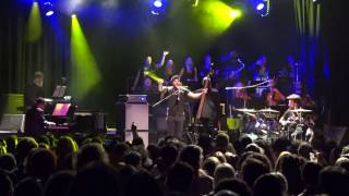 """Miles Mosley """"ABRAHAM"""" Live From El Rey"""