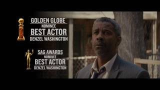 Fences | Featurette: The Ensemble 60 Cutdown | Paramount Pictures International