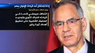 تساؤلات حول اعتقال السلطات المصرية لمحمد علي بشر