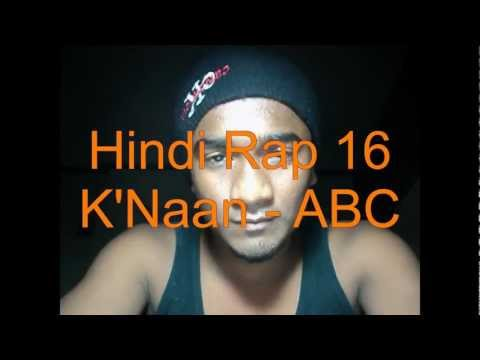 Hindi Rap 16's- K'Naan ABC