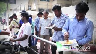 Biryani for Rupees Ten in chennai - Video in Dinamalar Dated July 2016