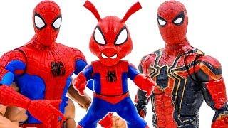 Avenger Spider-Man Toys Collection~ Spider-Man Six-Arm! Spider Pig #Toymarvel