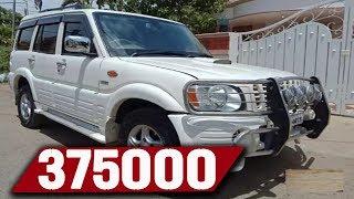 Mahindra Scorpio  Second Hand Car Sales in Tamilnadu| Mahindra Scorpio   Used Car Sales in Tamilnadu