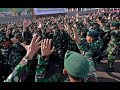 TNI Joget Dangdut Usai Latihan Perang! Kocak!