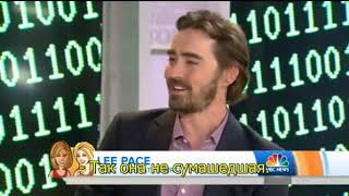 Today with Lee Pace