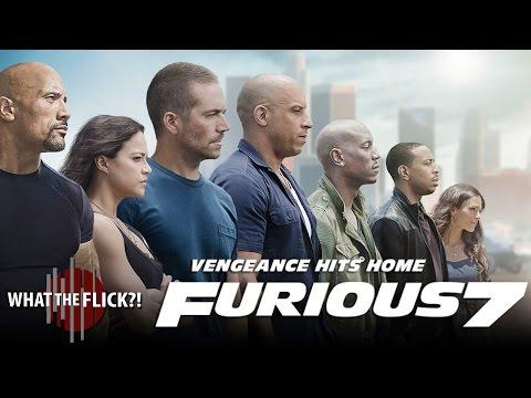 Furious 7 (Starring Paul Walker & Vin Diesel) Movie Review