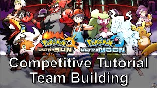 Competitive Pokemon Tutorial - Team Building & Strategy (Full Guide)
