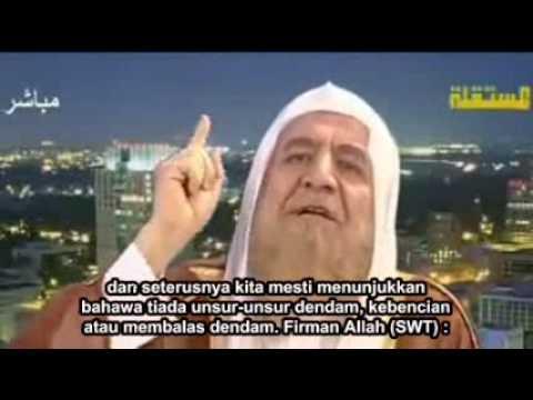 Bagaimana menerangkan Islam kepada orang bukan Islam - Syeikh Adnan Al-Ar'oor menjawab