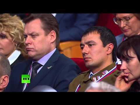 Выступление Путина о роли Ленина в истории РФ