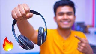 SoundLogic Bluetooth Headphones | BTHP001PX BK Unboxing & Review 🔥🔥🔥