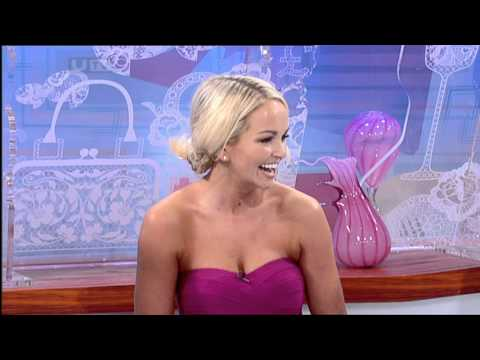 Jennifer Ellison 09 January 2012