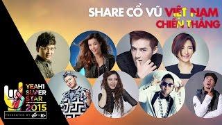 Video clip Sẽ Chiến Thắng | Nhiều Ca Sĩ | Yeah1 Superstar (Official Music)