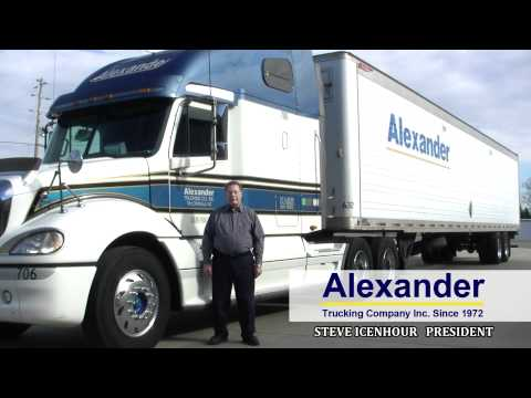 0 About Alexander Trucking Company
