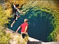 The Story of Jacob's Well Natural Area