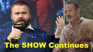 The Walking Dead TV Series WILL Continue