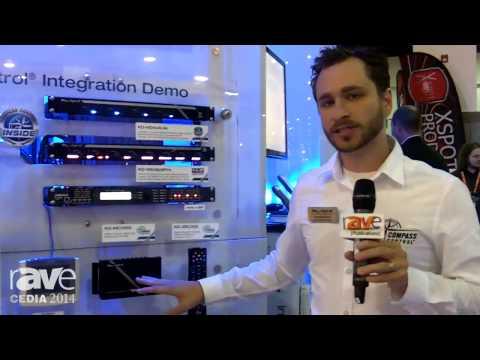 CEDIA 2014: Key Digital Unveils Compass Control KD-CCKIT1000 For Economical Home Control