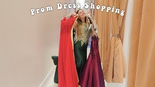 PROM DRESS SHOPPING 2019!!!