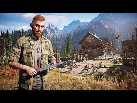 Far Cry 5   Регион Иакова   Захват баз #7