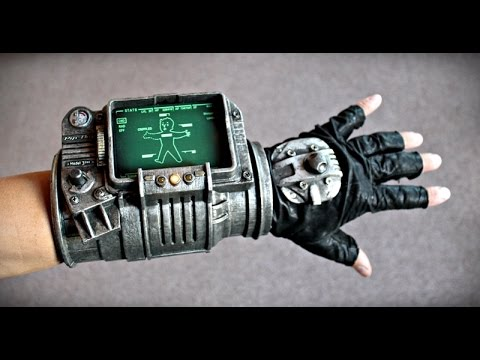 Обзор Fallout4 Pip Boy Edition UNBOX