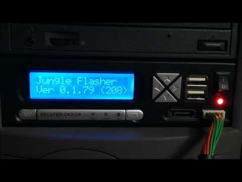 X360USB Pro Probe III How to Flash ANY (phat) LiteON Drive